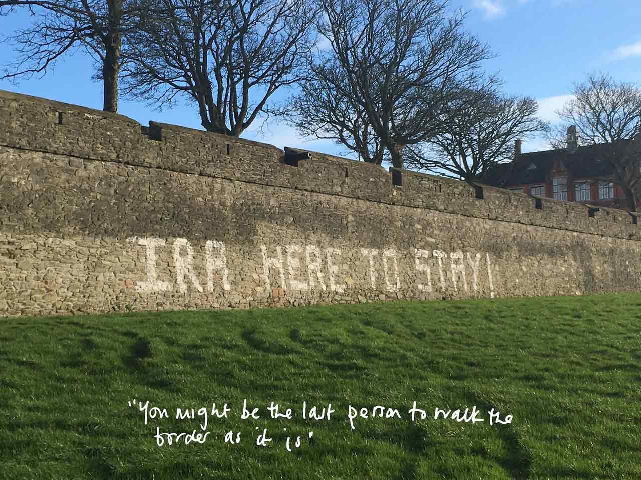 6, Derry Walls