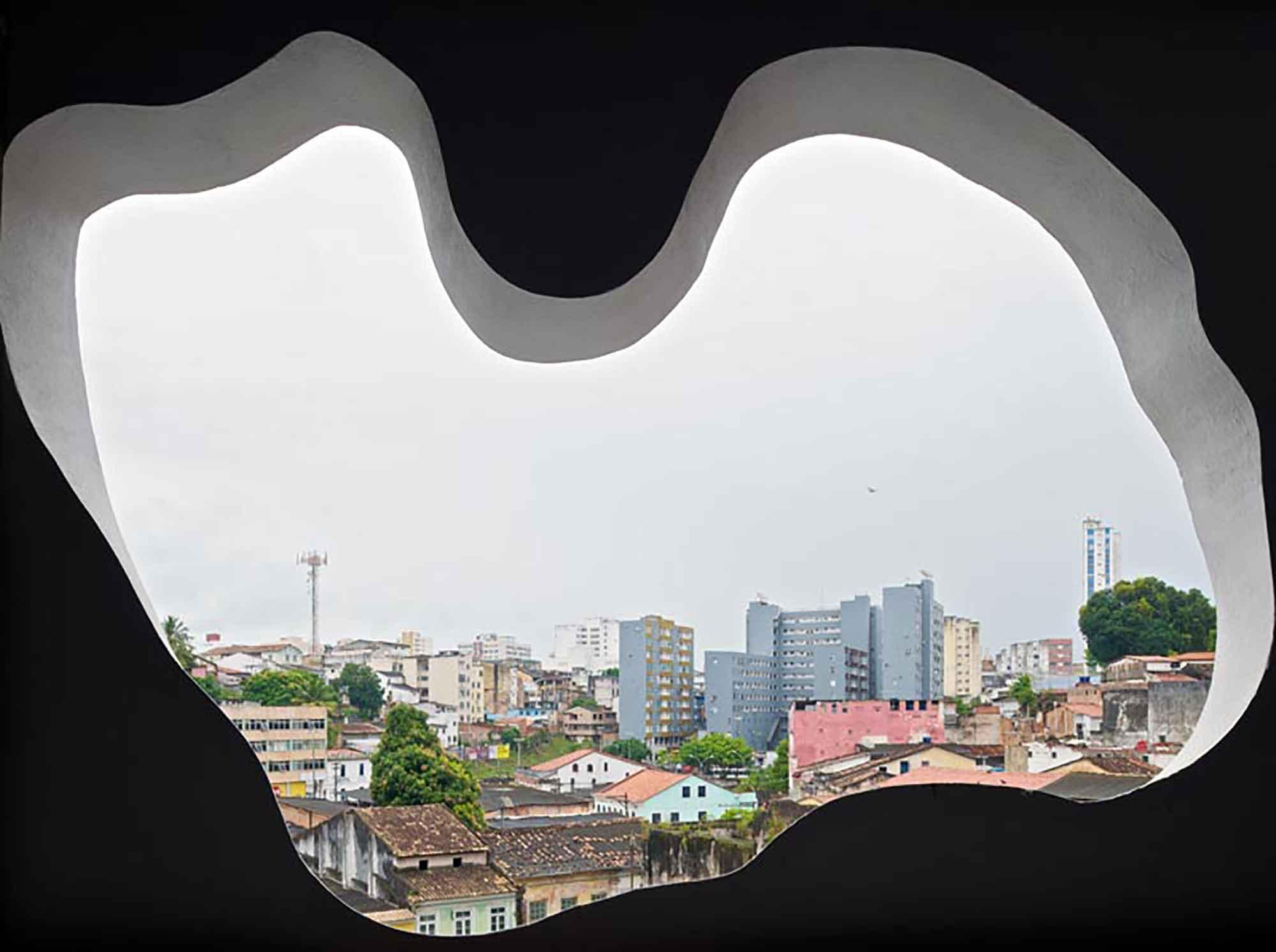 Figure 2, Lina Bo Bardi, Gregório de Matos Theatre, Salvador. © Inigo Bujedo Aguirre