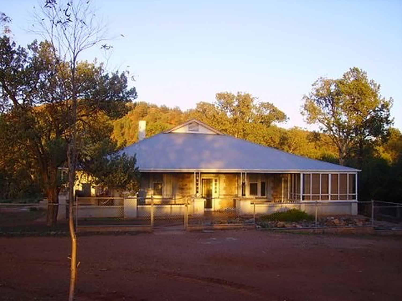 Oratunga Station