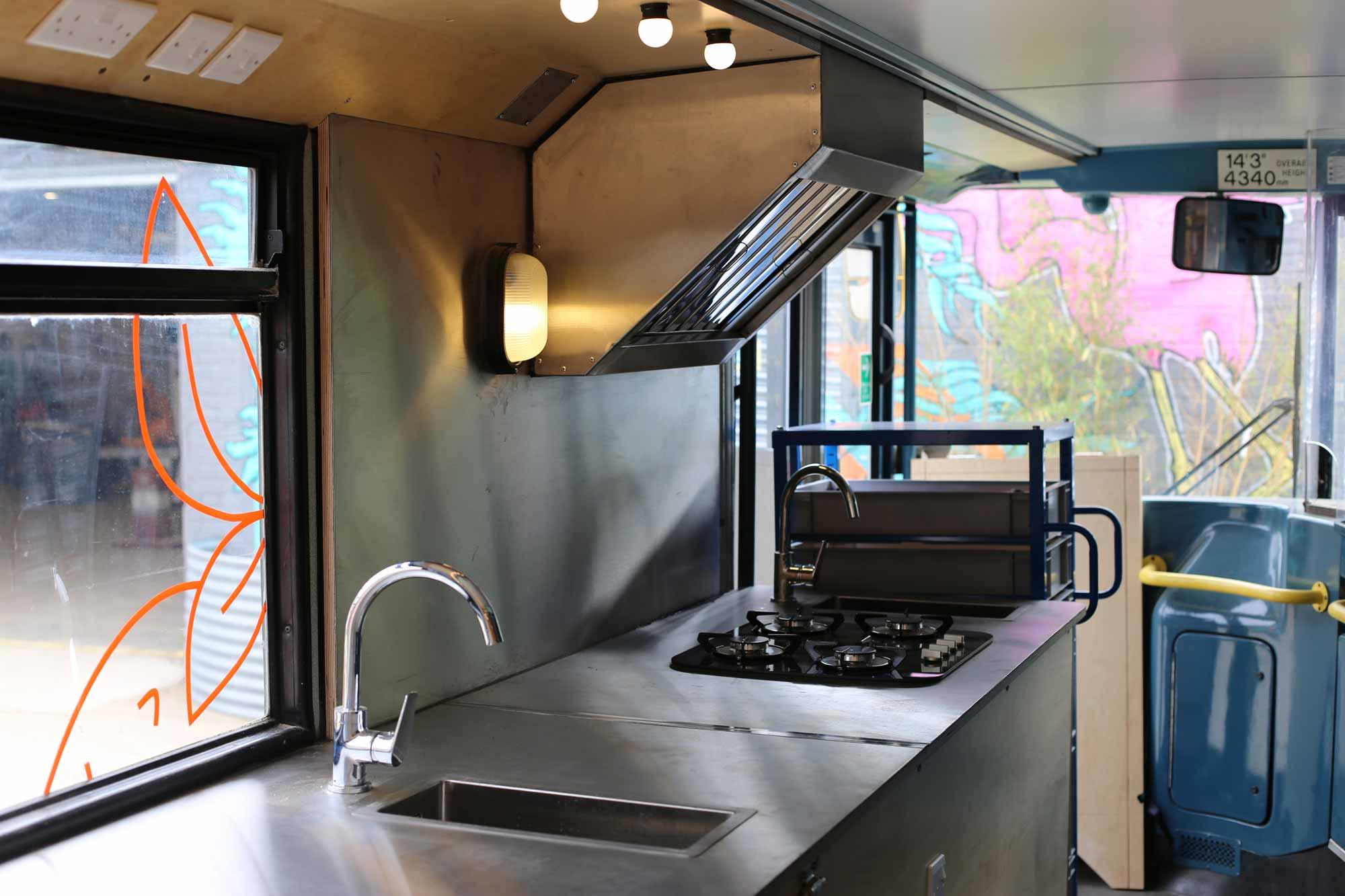 The Wandsworth Food Bus